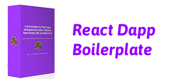 React Dapp boilerplate